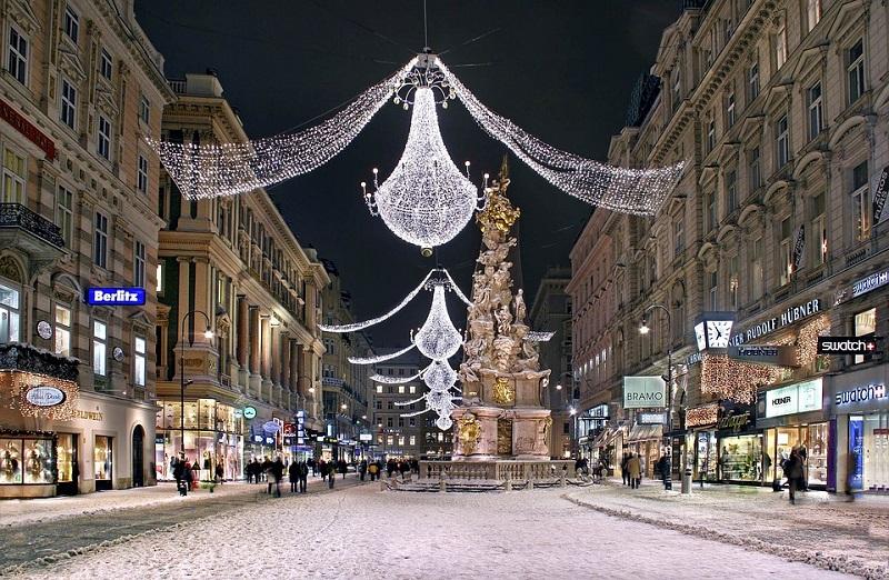 mercatini di Natale Vienna 3