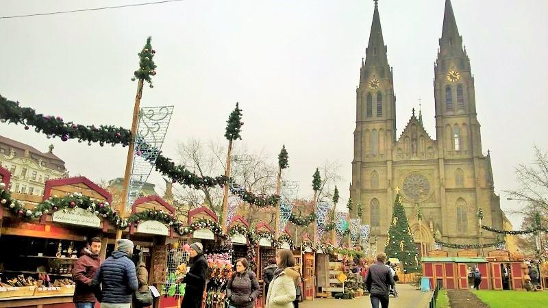 mercatini di natale a Praga