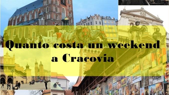 quanto costa un weekend a Cracovia