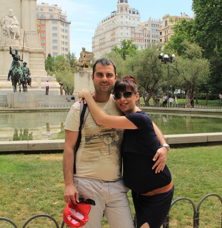 viaggi romantici a Madrid
