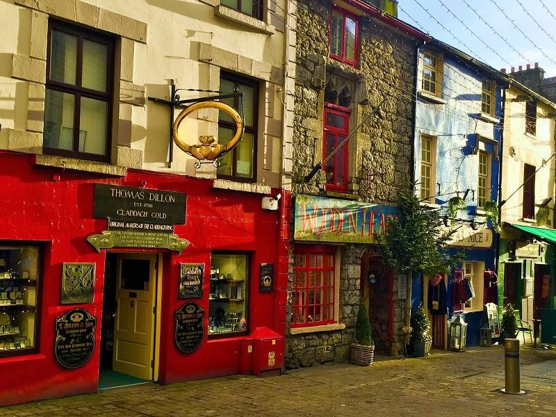 Tour di Dublino e dintorni senza auto