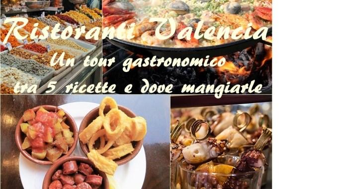 ristoranti valencia