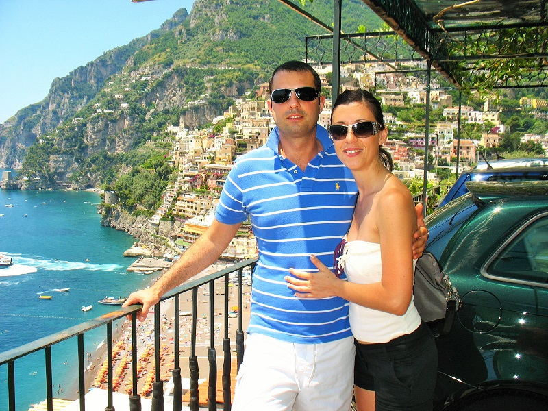 weekend a Positano