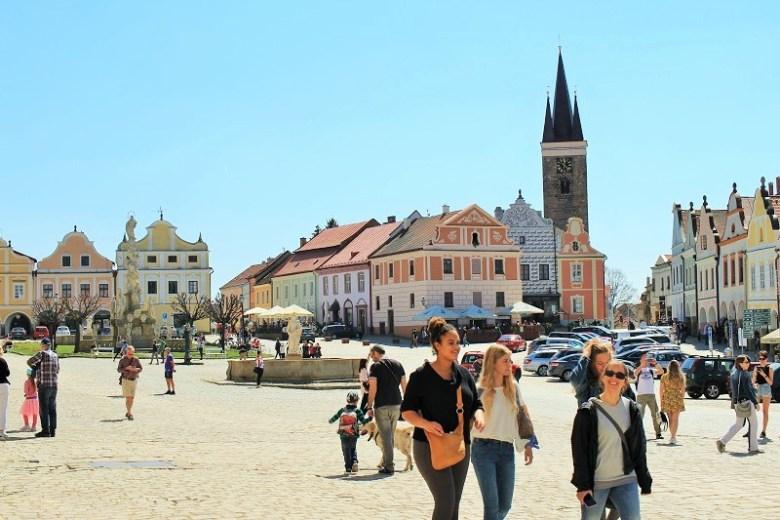 Telc: escursioni in Repubblica Ceca