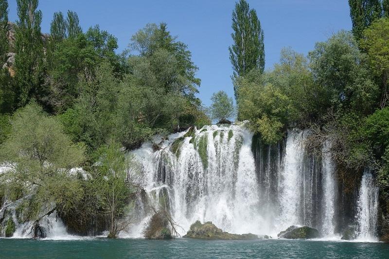Parchi nazionali Croazia Krka