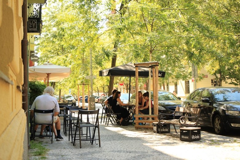 Quartieri di Praga Karlin 10