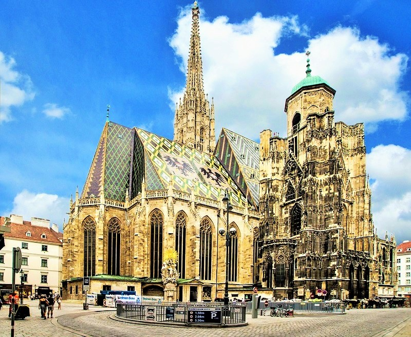 weekend a Vienna cattedrale