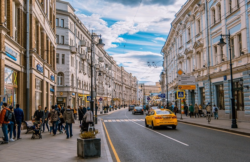Centro di Mosca