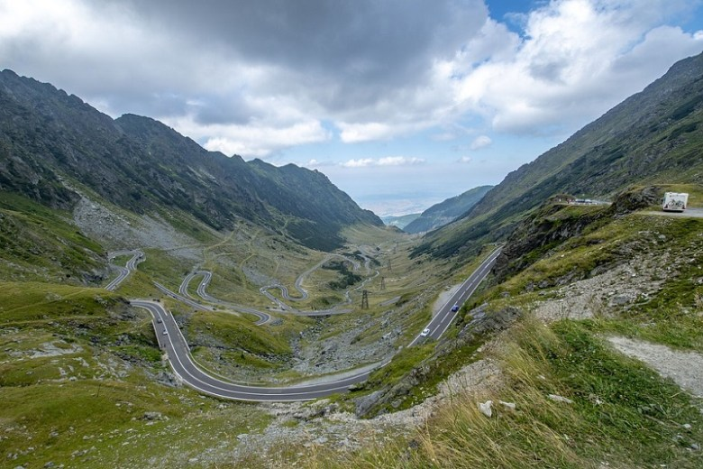 Hiking Trails in Romania - itinerario in auto