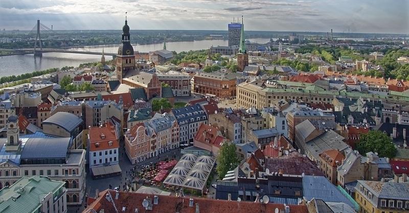 Tour delle repubbliche baltiche Lettonia