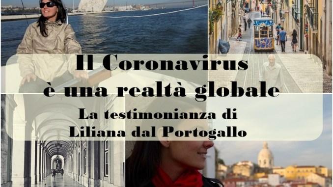 coronavirus in Portogallo