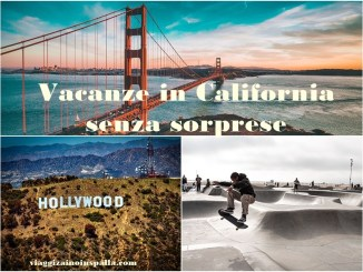 vacanze in California