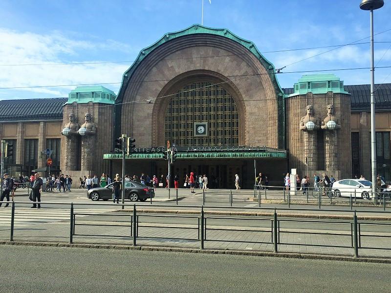 visitare Helsinki