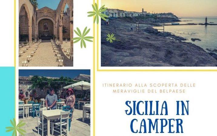 Sicilia in camper page