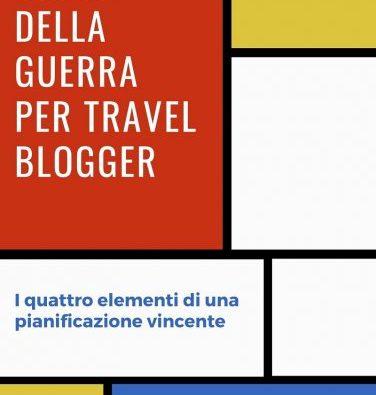 Arte della guerra per travel blogger