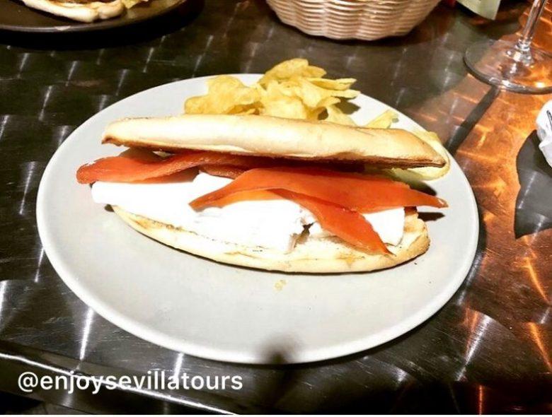 mangiare a Siviglia