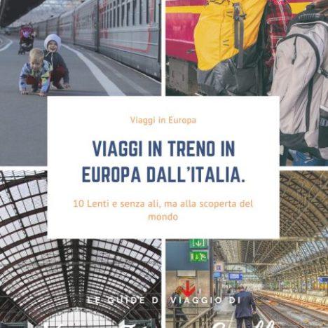 La rinascita dei treni notturni: 12 linee europee alternativa pulita ai voli