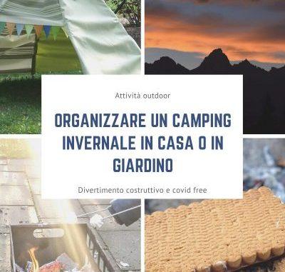 Organizzare un camping invernale in casa blog