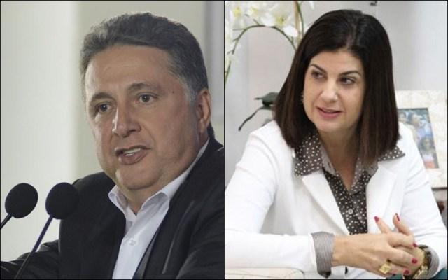 Anthony Garotinho e sua esposa Rosinha são presos
