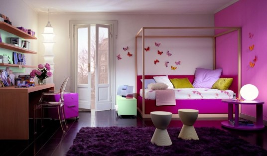 kids bedroom ideas use funny and