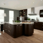 Modern Home Kitchen Design Awesome Brown Kitchen Cabinet Ideas Viahouse Com