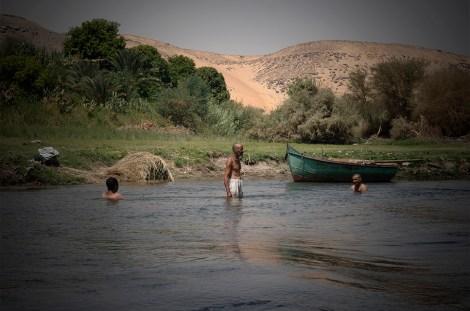 egipto nubia