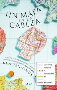Viajad Viajad malditos- viajes- blog de viajes-viajar-Un mapa en la cabeza- Ken Jennings