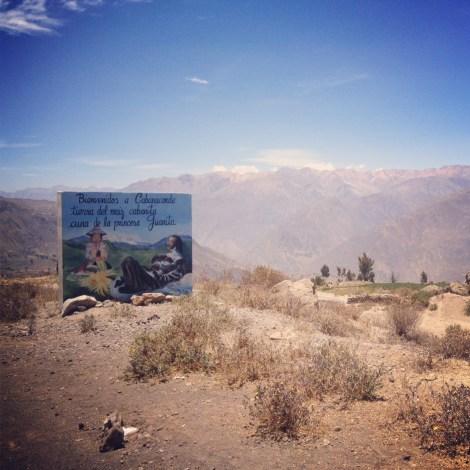 Peru 2013 Cañon del Colca 22
