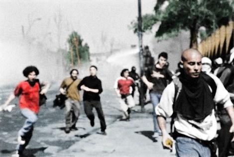 Santiago de Chile. 11 septiembre_ Sonsoles Lozano