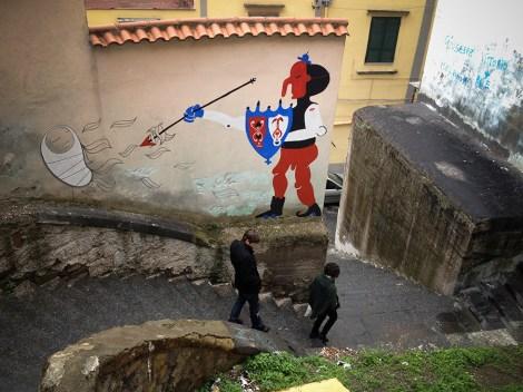 Napoles_ arte urbano1