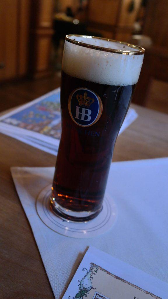 Cerveza Hofbräuhaus