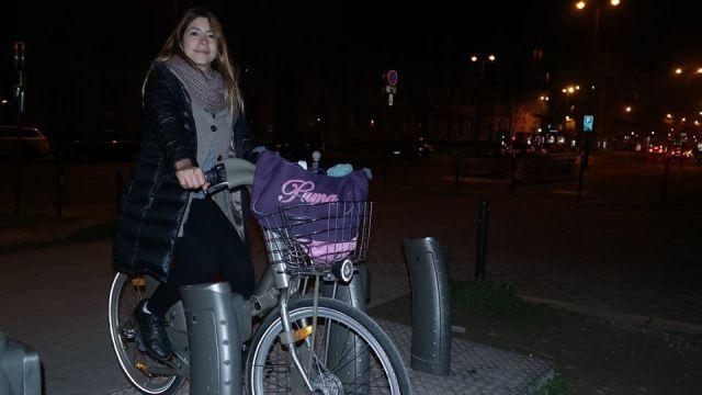 París de noche.