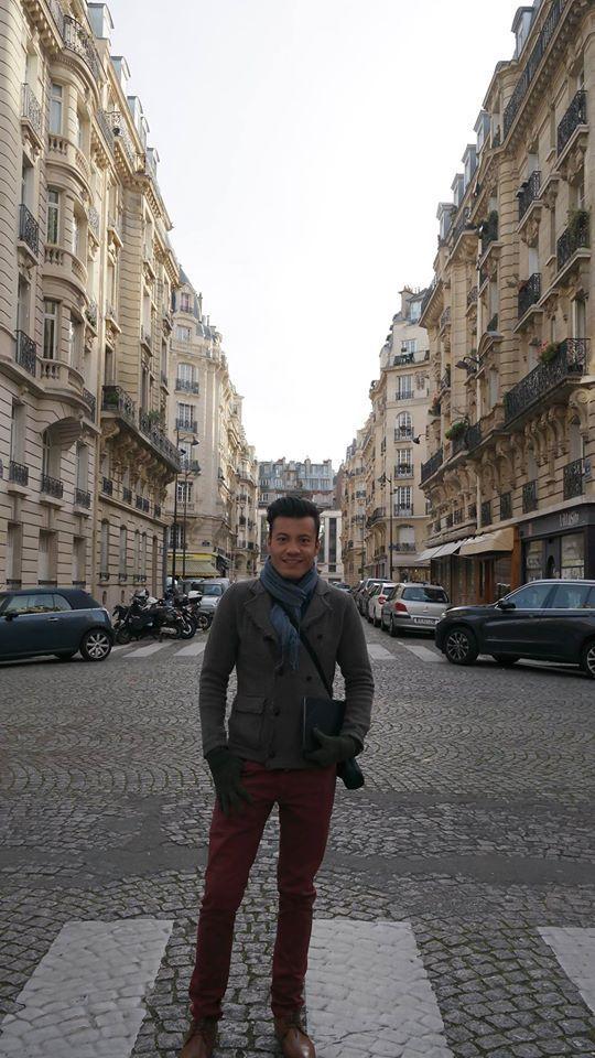 Lugares de escenas de la película Inception en París.