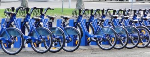 Bicicletas para alquilar en Melbourne, aunque es más barato comprarse una!