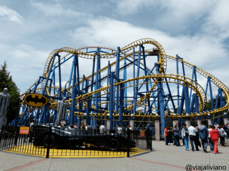Batman Six Flags México