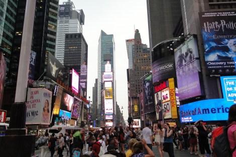 Nueva York Time Square