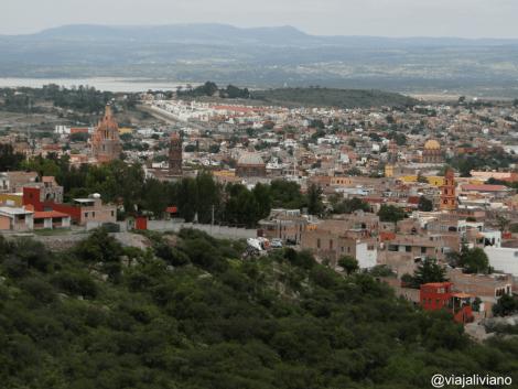 San Miguel desde El Charco