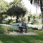 Jardín en Swakopmund