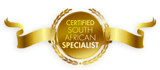 Certified South African Specialist Logo