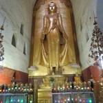 Buda en la cara este de Ananda