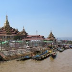 Hpaung Daw Oo desde el exterior