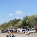 Th Sisavangvong y el monte Phu Si