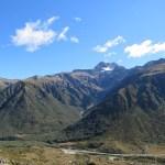 El Monte Rolleston desde Temple Basin