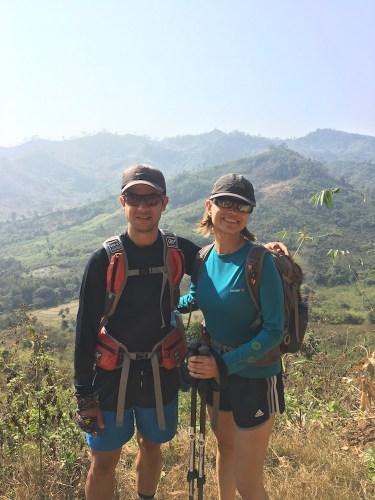 Trekking corto el segundo día