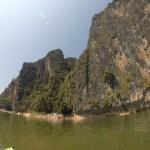 La montaña del río Ou
