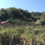 La aldea donde pasamos la segunda noche