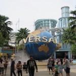 Entrada a Universal Studios