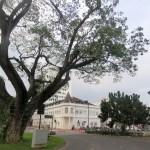 Edificio colonial en Plaza Merdeka
