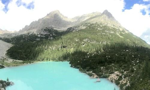 Caminata Dolomitas Italia