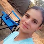 Las carpas en nuestro campamento